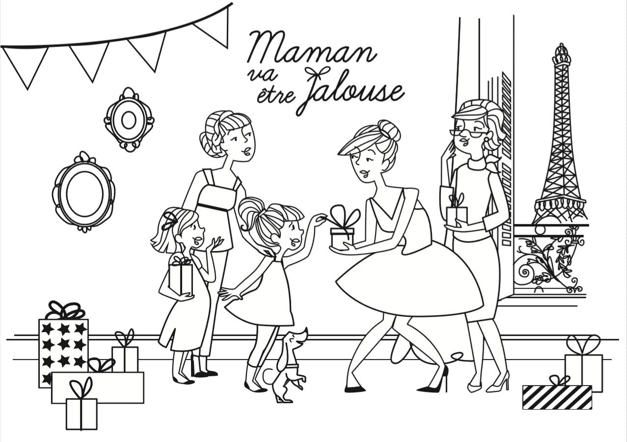 Jeux De Maquillage Pour Enfant Maman Va être Jalouse