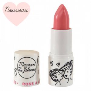 Rose à lèvres petite fille
