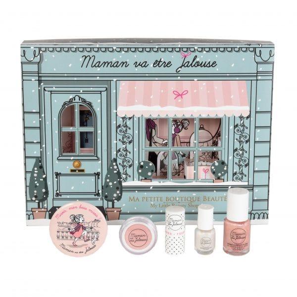 """Coffret de maquillage petite fille - """"Ma Petite Boutique Beauté"""""""